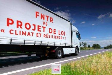 La FNTR face à la loi climat issue de la convention citoyenne
